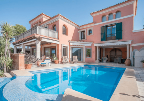 Camp de Mar, Mallorca, 5 Bedrooms Bedrooms, ,5 BathroomsBathrooms,Villa,For Sale,1018